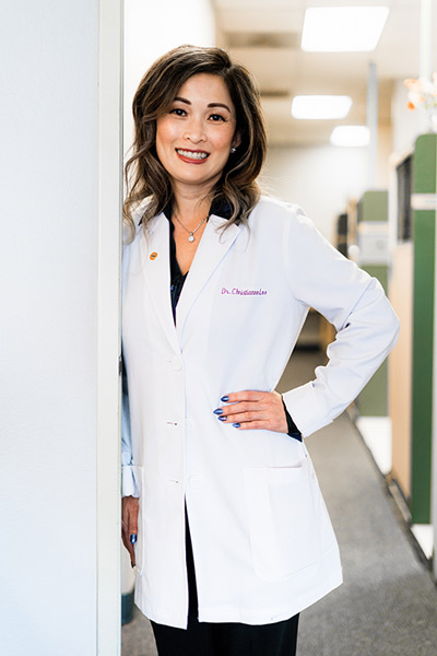 Dr. Christianne Lee at Irvine Dentistry